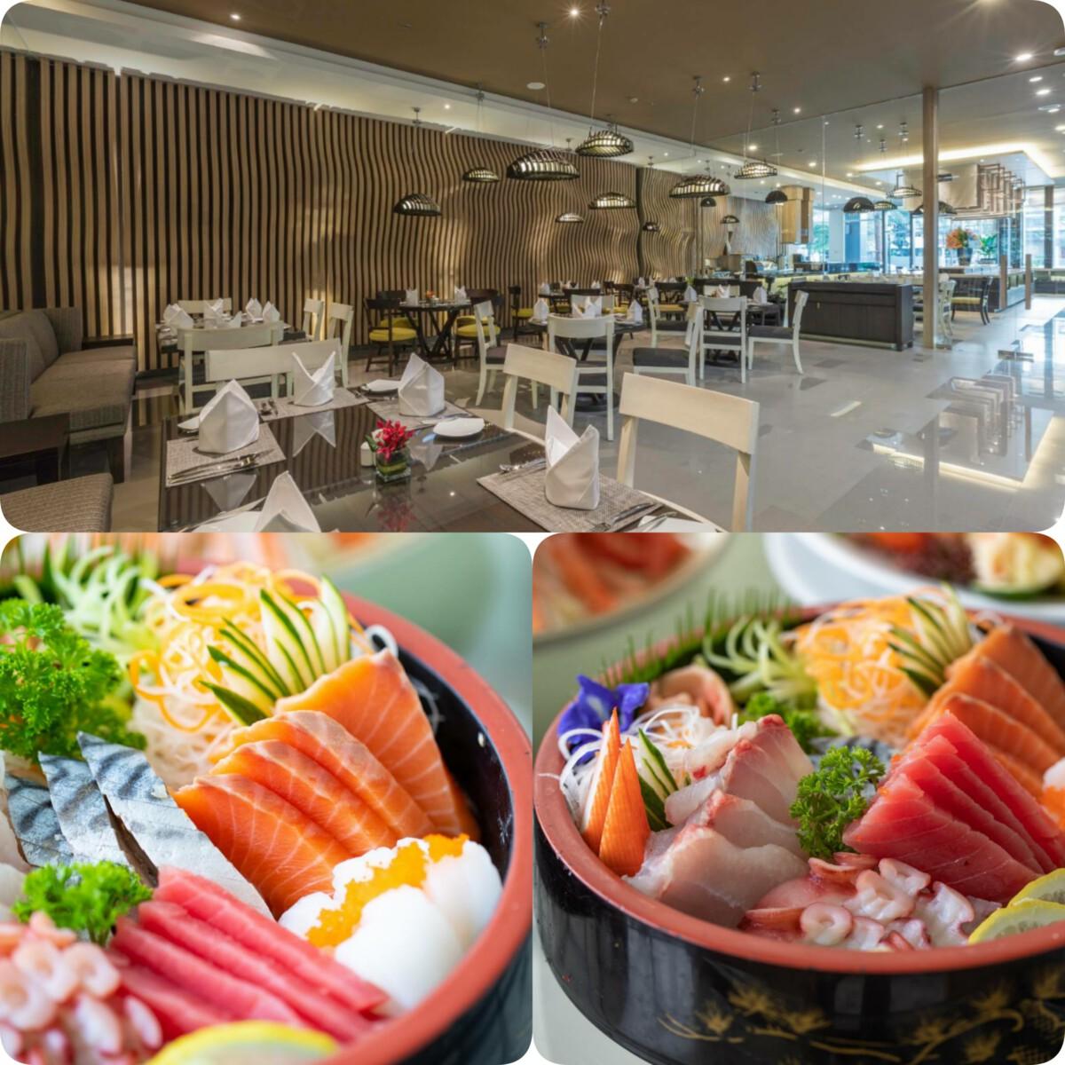 """เทศกาล""""บุฟเฟ่ต์อาหารญี่ปุ่น""""สุดฟิน เอาใจบุฟเฟ่ต์เลิฟเวอร์ วันที่28-30 พฤศจิกายน 2563"""