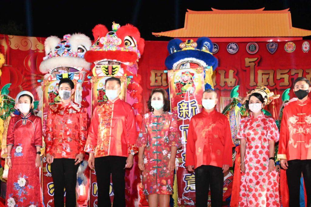 เปิดงานตรุษจีนโคราช